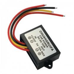 Powermasster 12/24 Volt 10 A - 5 V - 50 W 3 Modül İçin Çevirici Konvertör 665001