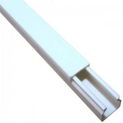 25x16 mm Beyaz Kablo Kanalı Yapışkanlı 154 Metre 343044