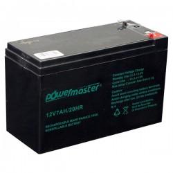 Powermaster 12 Volt 7 Amper Akü 663012