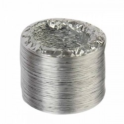 Alüminyum Aspiratör Borusu 120mmx2metre 881018
