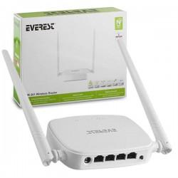 Everest EWR-301 300 Mbps Access Point Kablosuz Router 417007