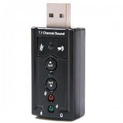 Rewel USB 2.0 Ses Kartı 7.1 Ch 442006