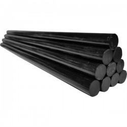 Rewe Silikon Kalın Siyah 12 Mm 1 Kg (34 Adet) 614019