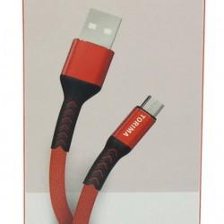 Rewel Telefon Şarj Kablosu 2.4A Şarj-Data Mıcro Uclu 541012